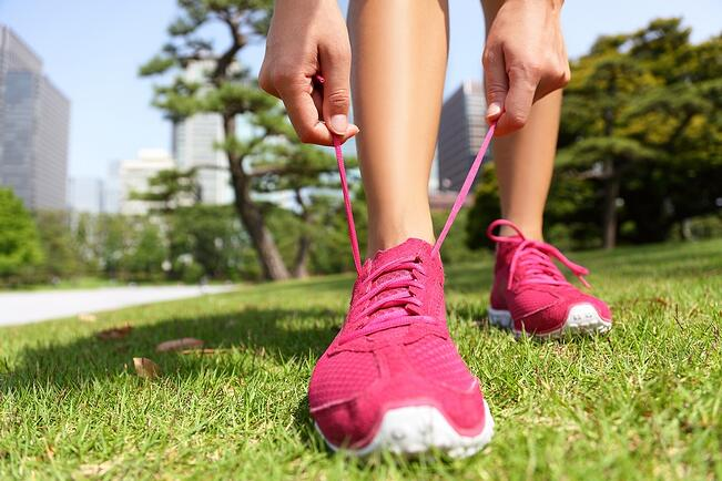 Get Your Feet Ready for Springtime Workouts - Photo.jpg